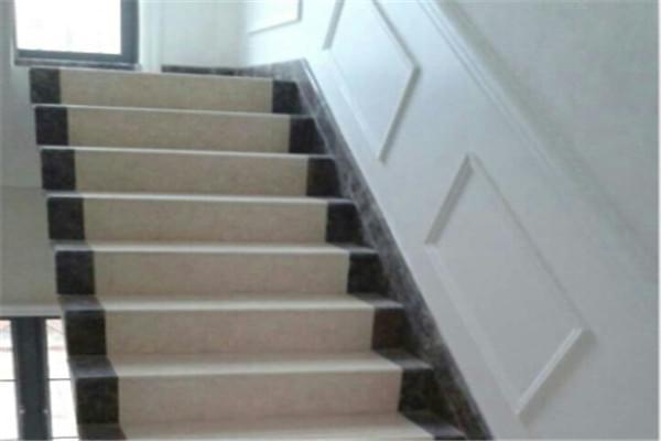 金碧辉煌大理石楼梯踏步【美观丰富】