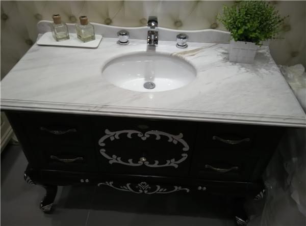 欧式大理石台面|欧式大理石洗脸台|欧式大理石洗脸图