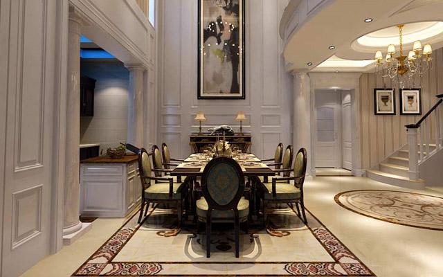 别墅大理石欧式风格